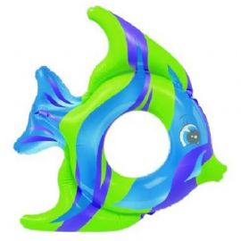 Inflatable Tropical Fish Pool Toy